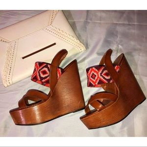 The perfect platformed wedge